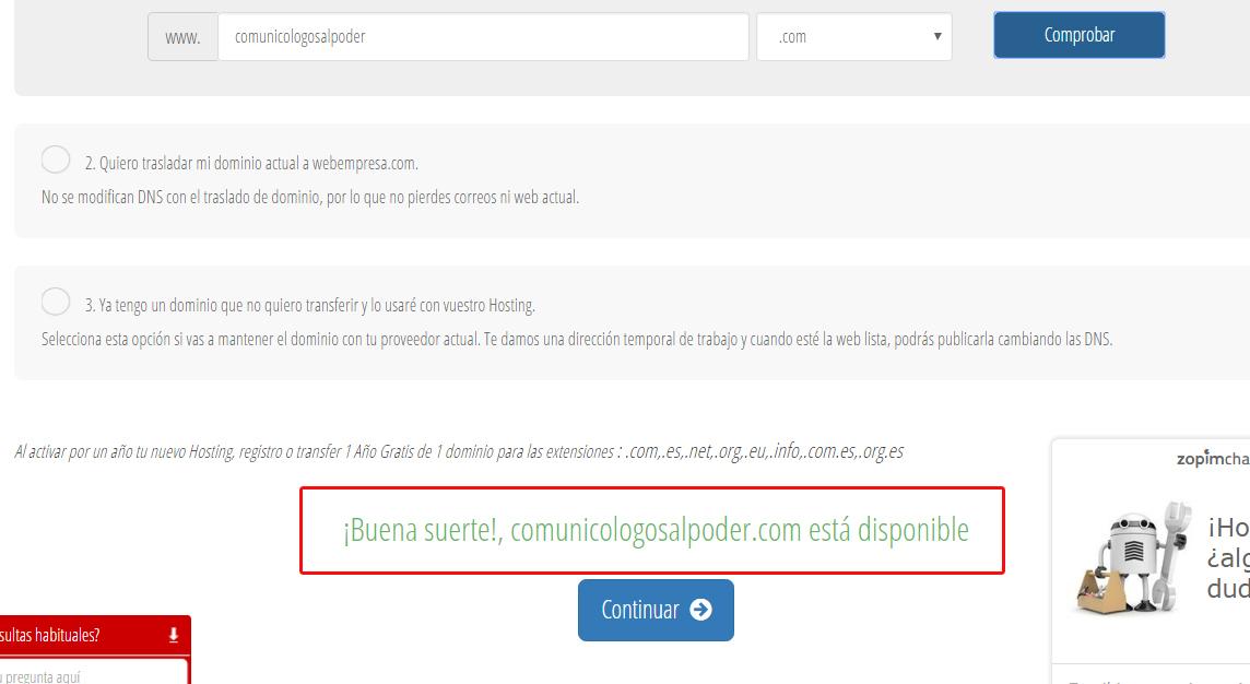 como hacer una pagina web profesional 5